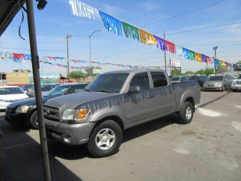 2004 Toyota Tundra for sale at Valley Auto Center in Phoenix AZ