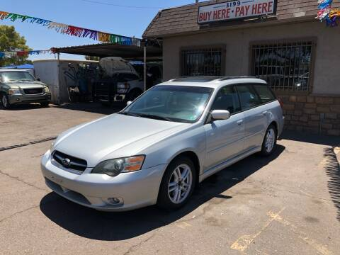 2005 Subaru Legacy for sale at Valley Auto Center in Phoenix AZ