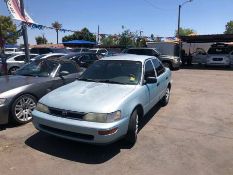 1995 Toyota Corolla for sale at Valley Auto Center in Phoenix AZ