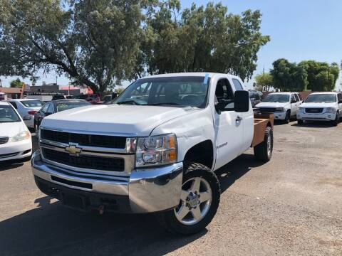 2009 Chevrolet Silverado 2500HD for sale at Valley Auto Center in Phoenix AZ