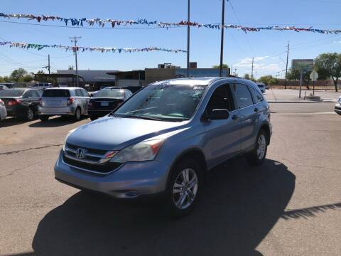 2010 Honda CR-V for sale at Valley Auto Center in Phoenix AZ