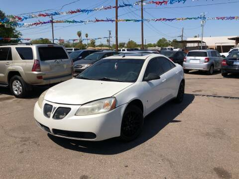 2008 Pontiac G6 for sale at Valley Auto Center in Phoenix AZ