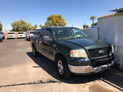 2005 Ford F-150 for sale at Valley Auto Center in Phoenix AZ
