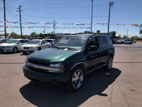 2004 Chevrolet TrailBlazer for sale at Valley Auto Center in Phoenix AZ