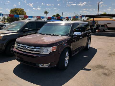 2009 Ford Flex for sale at Valley Auto Center in Phoenix AZ