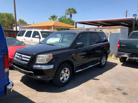 2007 Honda Pilot for sale at Valley Auto Center in Phoenix AZ
