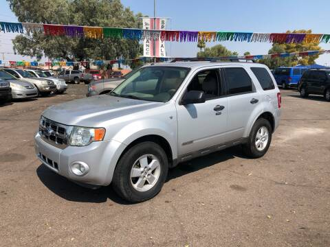 2008 Ford Escape for sale at Valley Auto Center in Phoenix AZ