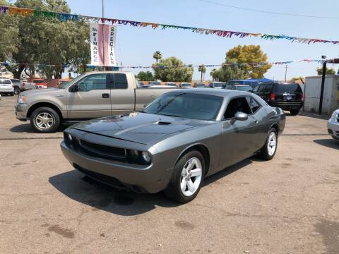 2012 Dodge Challenger for sale at Valley Auto Center in Phoenix AZ