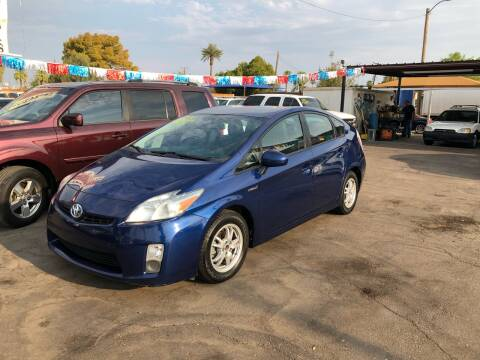 2010 Toyota Prius for sale at Valley Auto Center in Phoenix AZ