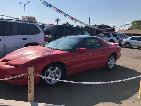 2000 Pontiac Firebird for sale at Valley Auto Center in Phoenix AZ