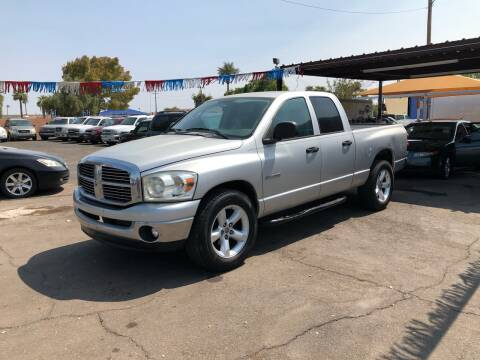 2008 Dodge Ram Pickup 1500 for sale at Valley Auto Center in Phoenix AZ