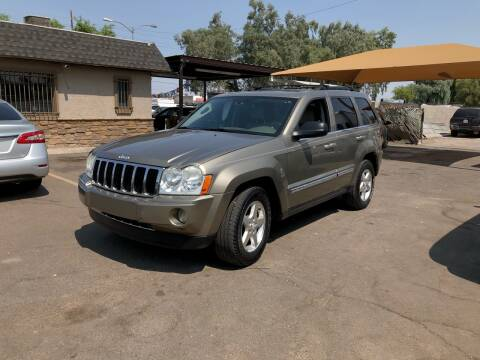 2006 Jeep Grand Cherokee for sale at Valley Auto Center in Phoenix AZ