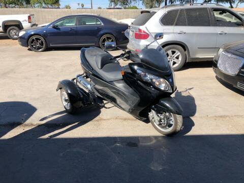2008 Suzuki Burgman for sale at Valley Auto Center in Phoenix AZ