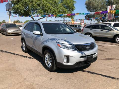 2014 Kia Sorento for sale at Valley Auto Center in Phoenix AZ