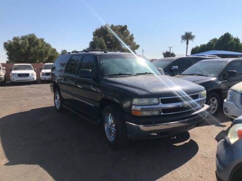 2004 Chevrolet Suburban for sale at Valley Auto Center in Phoenix AZ