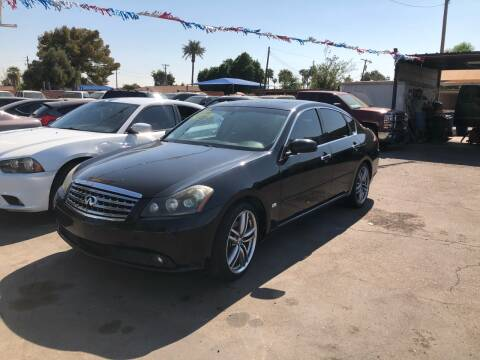 2006 Infiniti M45 for sale at Valley Auto Center in Phoenix AZ