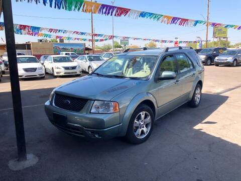 2006 Ford Freestyle for sale at Valley Auto Center in Phoenix AZ