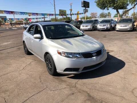 2011 Kia Forte for sale at Valley Auto Center in Phoenix AZ