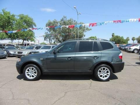 2004 BMW X3 for sale in Phoenix, AZ