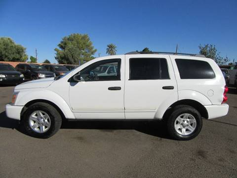 2004 Dodge Durango for sale at Valley Auto Center in Phoenix AZ