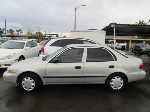2001 Chevrolet Prizm for sale in Phoenix, AZ