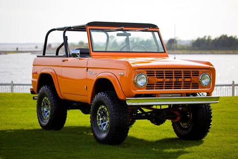 New Ford Bronco For Sale - Carsforsale.com