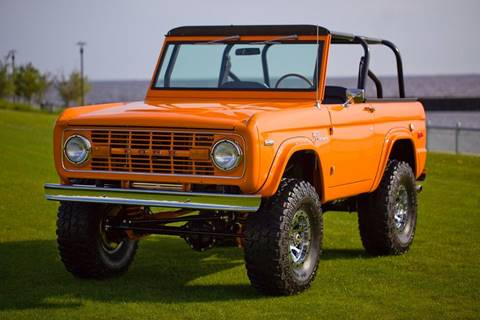 1972 Ford Bronco For Sale - Carsforsale.com®
