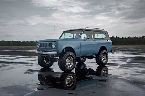 1973 International Scout for sale in Pensacola, FL