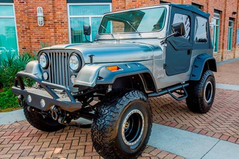1979 Jeep CJ-7 for sale in Pensacola, FL