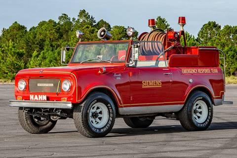1968 International Scout for sale in Pensacola, FL