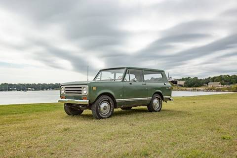1972 International Scout for sale in Pensacola, FL