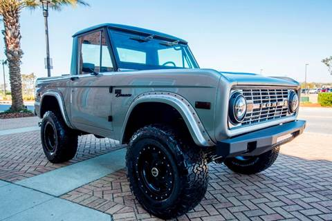 New Ford Bronco For Sale Carsforsale Com