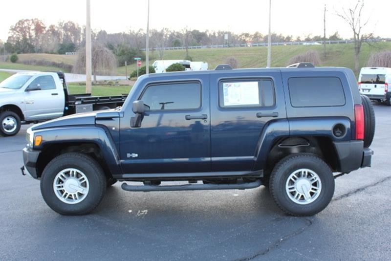 Hummer H X Dr SUV WLuxury Package In Jamestown TN - Chrysler hummer