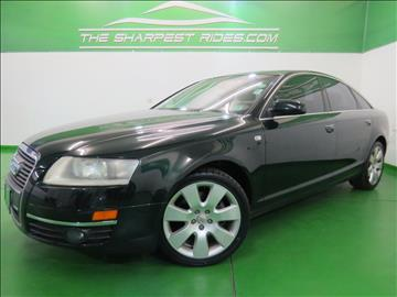 2006 Audi A6 for sale in Englewood, CO
