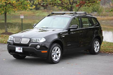 2010 BMW X3 for sale in Sterling, VA