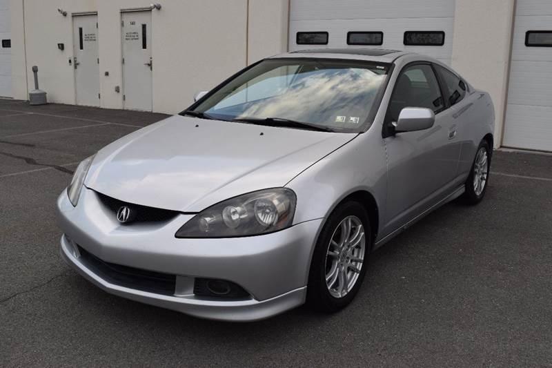 2005 Acura RSX 2dr Hatchback   Sterling VA