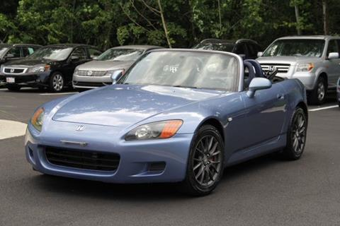2003 Honda S2000 for sale in Sterling, VA