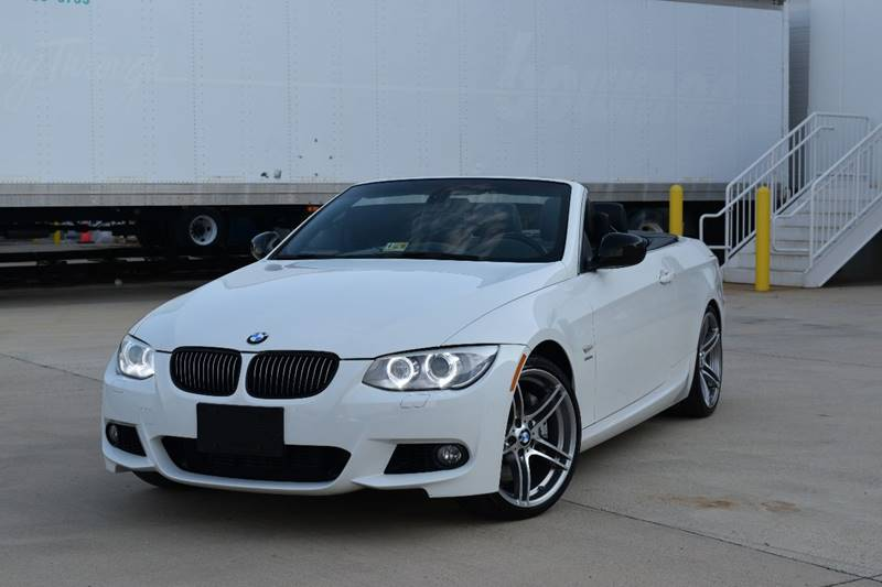 Bmw Series Is Dr Convertible In Sterling VA Alliance - 2013 bmw 335is convertible
