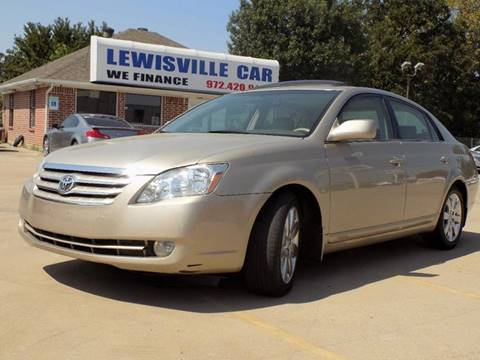 2006 Toyota Avalon for sale in Lewisville, TX