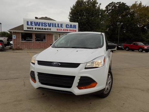 2013 Ford Escape for sale in Lewisville, TX