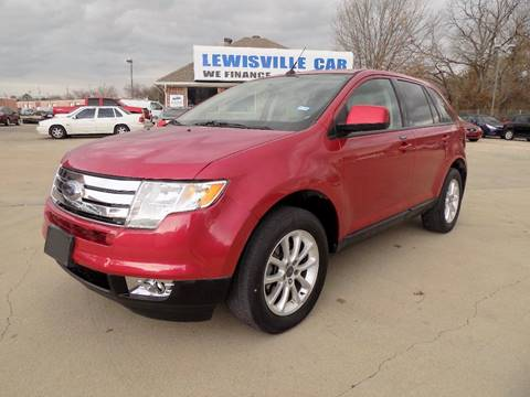 Ford Edge For Sale In Lewisville Tx