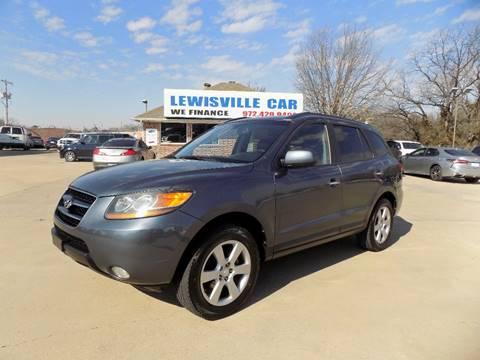 2008 Hyundai Santa Fe for sale in Lewisville, TX