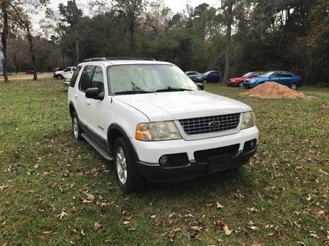 2004 Ford Explorer for sale in Tomball, TX