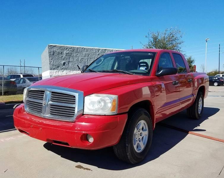 2006 Dodge Dakota SLT 4dr Quad Cab SB In Katy TX - Texas 1st Choice
