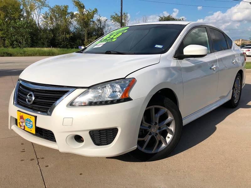 2014 Nissan Sentra SR In Katy, TX - Texas 1st Choice Auto Sale