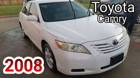 2008 Toyota Camry for sale in Katy, TX