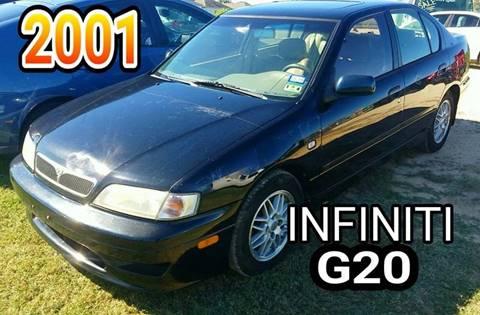 2001 Infiniti G20 for sale in Katy, TX