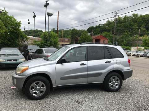 2003 Toyota RAV4 for sale in Pittsburgh, PA