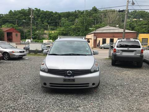 2007 Nissan Quest for sale at Compact Cars of Pittsburgh in Pittsburgh PA