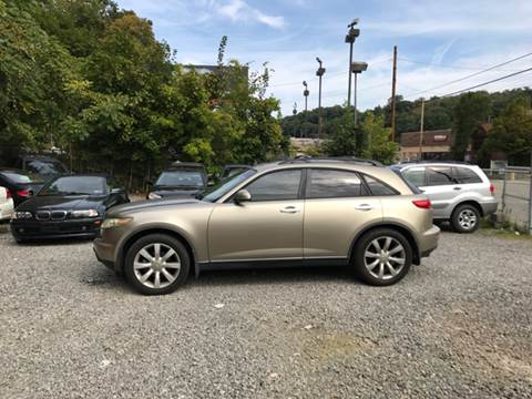 2003 Infiniti FX45 for sale in Pittsburgh, PA